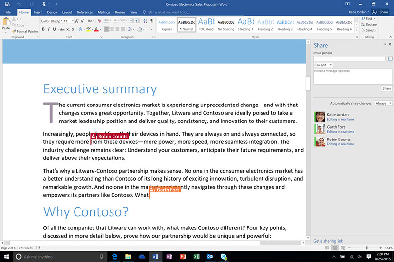 Supercharge Teamwork Securely with Microsoft Office